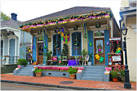 mardis gras decorations mardi gras decorating new orleans bakana gardens 15205 sweet