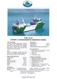 bureau veritas nigeria niomr researh vessel