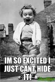 Super Happy Face Meme - best 25 excited face meme ideas on pinterest funny excited face