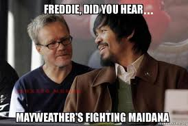 Freddie Meme - boxing memes on twitter manny pacquiao and freddie roach