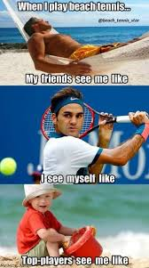 Tennis Memes - memes of beach tennis star 3 btrussia