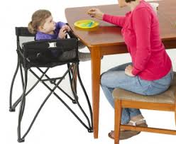 Baby Camping High Chair Phoenix Baby Goto 2 In 1 Portable Travel High Chair U2013 3 Colors For