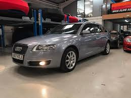 2007 audi a6 2 7 tdi avant fsh mot may 2018 superb condition