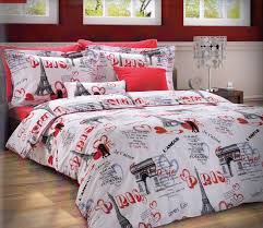 bedroom contemporary parisian style bedroom ideas white bed full size of bedroom white and red paris themed decoration ideas bedding set window using frame