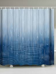 Snowman Shower Curtain Target by Water Ripple Fabric Shower Curtain For Bathroom Fusion W Inch L