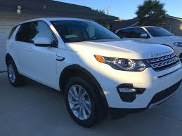 tan land rover new 2016 discovery sport hse white u0026 tan she is a beaut