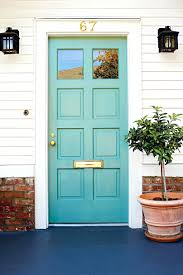 front door green light blue white house paint colors with shutters