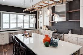 Rustic Kitchen Designs That Embody Country Life Freshomecom - Rustic modern kitchen cabinets