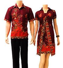 Baju Batik Batik serambit merah jual beli batik
