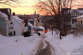 my hood after storm east gloucester blizzard2015