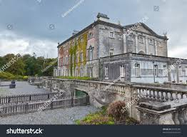 side view westport house county mayo stock photo 81932296