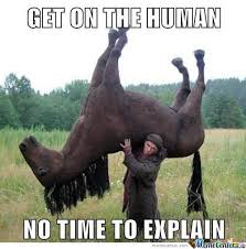 Horse Riding Meme - in soviet russia horse rides you by tars meme center