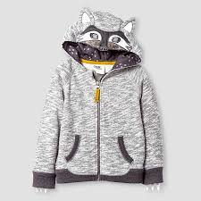 toddler boys u0027 big bad wolf costume hoodie gray wolf genuine