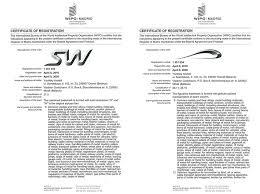 international bureau wipo wipo certificates of registration anete martinsone pulse
