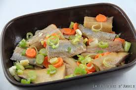 cuisiner le hareng recette salade de harengs fumés aux pommes de terre la cuisine