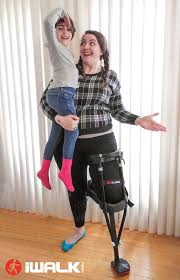 Walking Up Stairs With Crutches by Amazon Com Iwalk 2 0 Hands Free Crutch Pain Free Knee Crutch