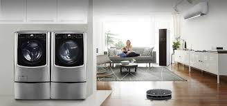 lg smartthinq living smart home appliances lg usa