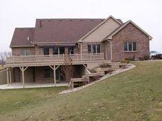 Walk Out Ranch House Plans This Collection Of Walkout Basement House Plans Displays A Variety
