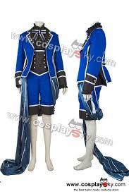 Butler Halloween Costume Black Butler Ii 2 Ciel Phantomhive Cosplay Costume Version