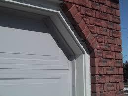 garage door seal replacement garage door jamb seal replacement