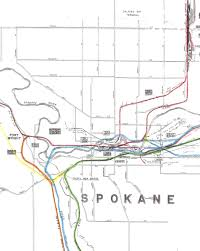 Map Of Spokane Gncascadedivision Default