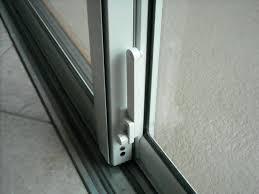 Sliding Patio Door Track by Garage Door Track Locks 21 Cool Blue Front Doors For Residential