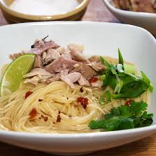 asian inspired turkey noodle bowl never enough thyme