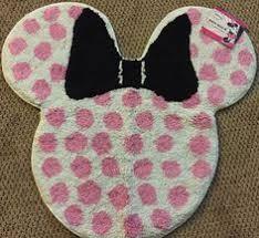 Minnie Mouse Bathroom Rug Disney Bathroom Search Disney Bathroom Things