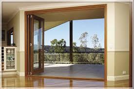 Patio Doors Bifold Folding Glass Patio Doors Home Design Hay Us