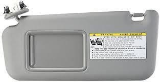 2003 toyota rav4 sun visor amazon com genuine toyota 74320 42501 b2 visor assembly automotive