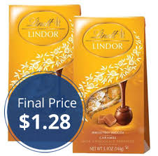 amazon lindt black friday 2 00 coupon lindt lindor truffles only 1 28 at walmart the