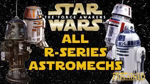 series astromech droids legends star wars explained