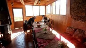 sala pranzo la sala da pranzo photo de kasbah tizourgane ait baha tripadvisor