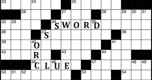 crossword solver find the right answer to the clues
