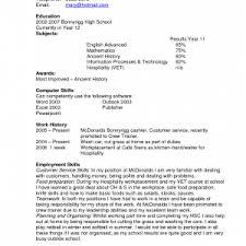 Mcdonalds Job Description Resume by Job Description Modification Cooling Water System 3 2