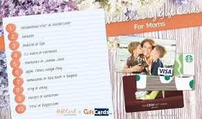 best gifts for mothers top 10 s day gift cards for gcg