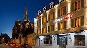 hostellerie du chapeau rouge boutique hotel in dijon restaurant