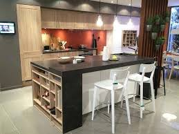ikea cuisine ilot central ikea cuisine ilot trendy excellent meubles blanc mat central bar