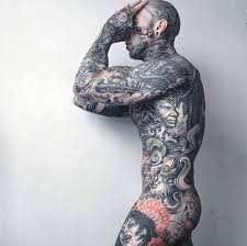 7 best male tattoo bodysuit images on pinterest at home