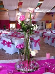 d corations mariage la décoration de table de mariage des idées fascinantes pour le