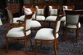 Dining Room Furniture Ebay White High Gloss Dining Table Set Rattan Chairs Ebay Uk Oak