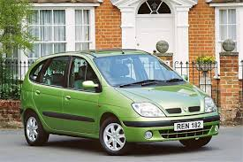 renault green renault scenic 1999 car review honest john