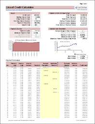 Excel Payment Calculator Template Free Home Equity Line Of Credit Calculator For Excel