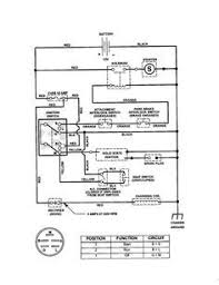 craftsman riding mower electrical diagram re cub cadet lt1045