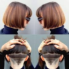 hidden undercuts hair cutting undercut salons and undercut bob
