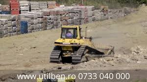 buldozer caterpillar d6m video prezentare buldozer caterpillar