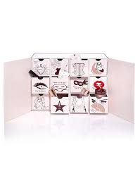 beauty advent calendar magic box beauty advent calendar tilbury