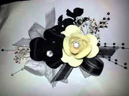 black and white corsage collection of white corsage for prom picture ideas white corsage
