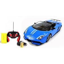 lamborghini rc cars licensed lamborghini gallardo spyder lp570 4 electric rc car 1 10