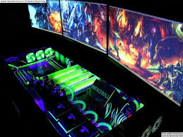 watercooled pc desk mod with built in car audio system page 3